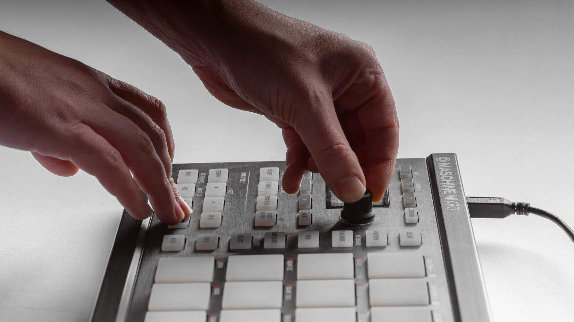 unlabeled music music production maschine